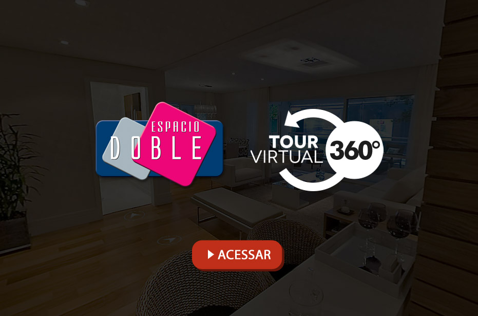 Tour Virtual - Edifício Espacio Doble